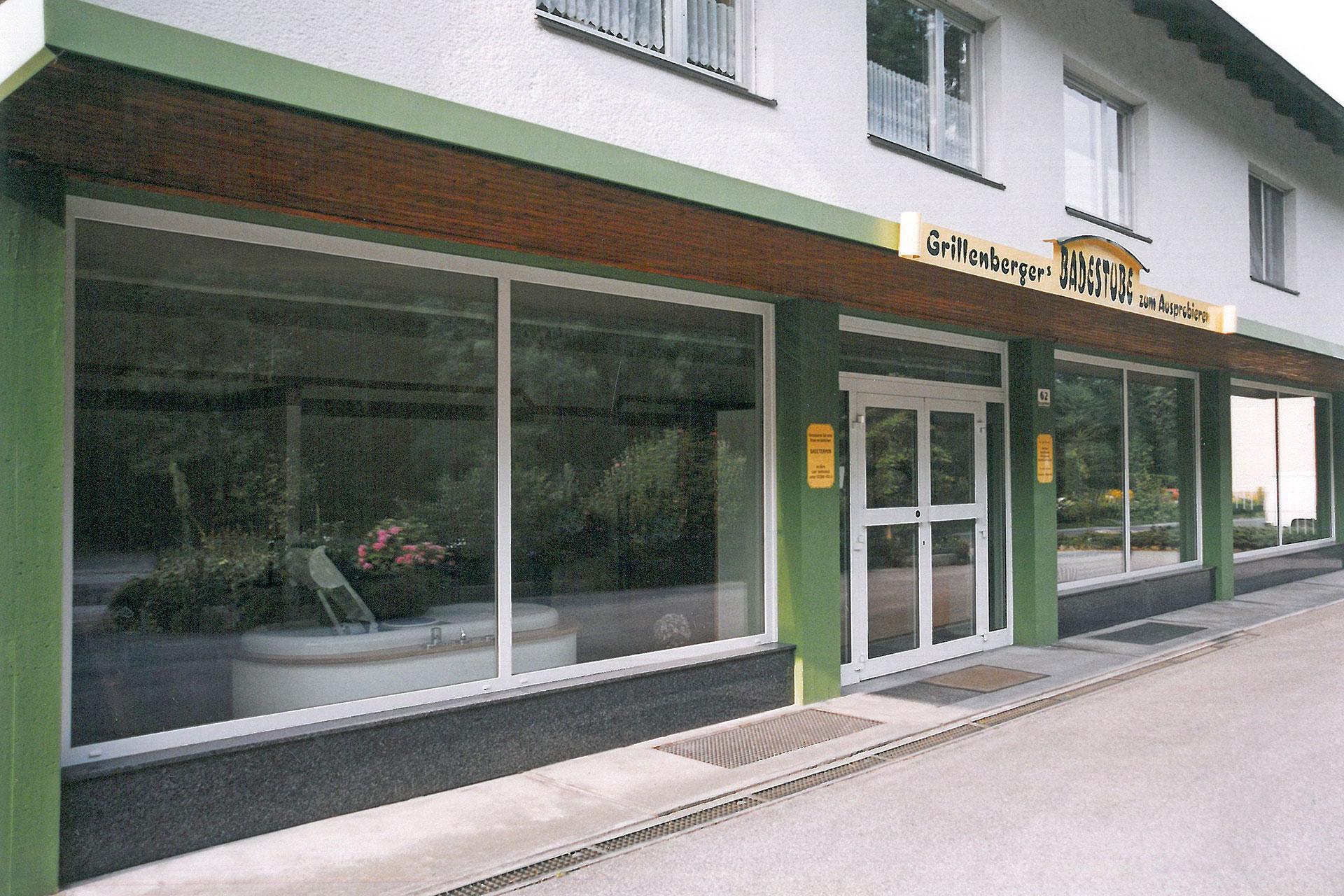 Grillenberger Badestube 1999