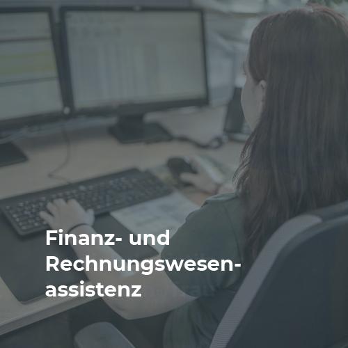 Finanz- und Rechnungswesenassistenz