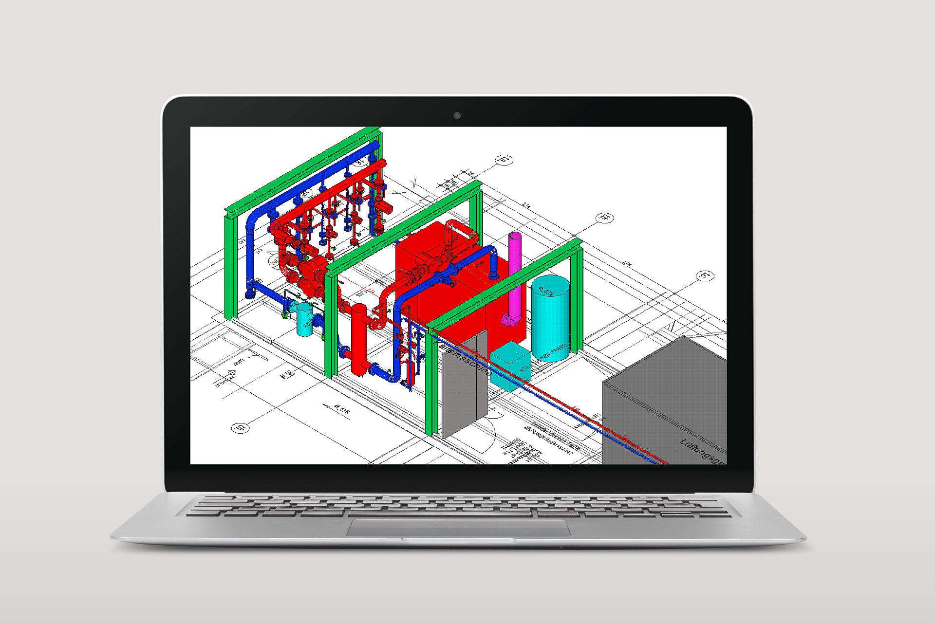 Planung Anlagenbau